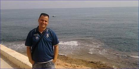 Javier Lozano Diez (*1974 +2015)