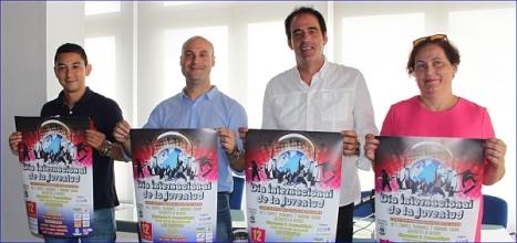 Gustavo García; Pablo Samper; Alejandro Blanco y Matilde Sámchez