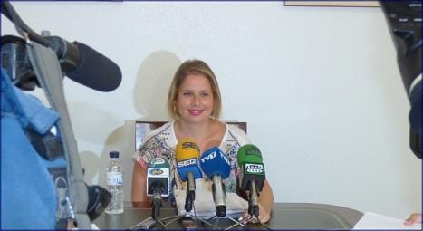 Carmen Moratem concejal de Ong's