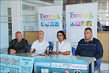 Luis Iglesias, Pablo Samper, César Castejón y Luis Rodríguez (Foto. J. Carrión)