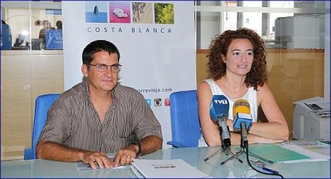 Fanny Serrano y J Pujol (Fotot: J. Carrión)