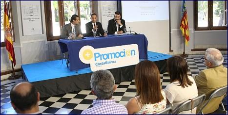 Presentación del Plan de Ayudas al Turismo