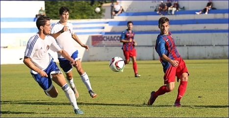 Foto Archivo. Torrevieja-Alzira (J. Carrión)