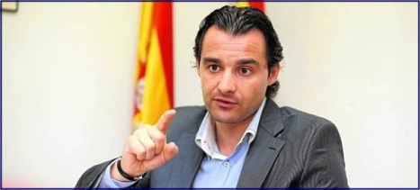 Eduardo Dolón Sánchez, Vicepresidente de la Diputación Provincial