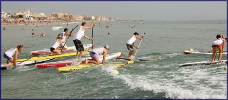 Jornada de Surf en La Mata 2014