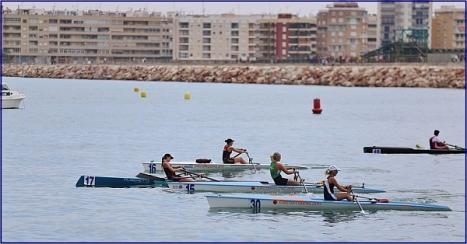 Foto: Momento del 2º Open (Archivo RCNT)