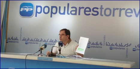 Joaquín Albaladejo - PP