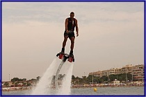 VÍDEO: Fly Board
