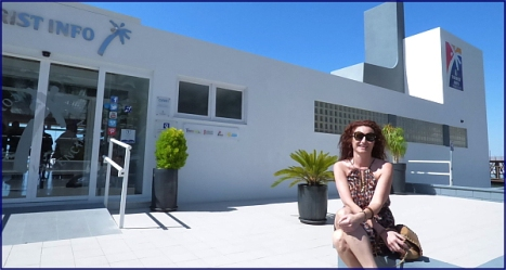 Fanny Serrano. Concejal de Turismo de Torrevieja