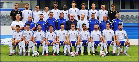 CD Torrevieja (Foto Oficial de la Temporada 2015-16)