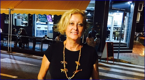 Mamem Mateo Bosh, pregonera de las Fiestas de Torrevieja 2015