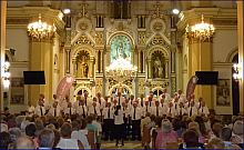 VIDEO; Concierto Templo Inmaculada (M.C. Lavesa)
