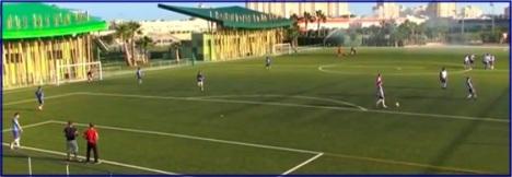 Campos de Fútbol 7 - Cdad. Deportiva de Torrevieja