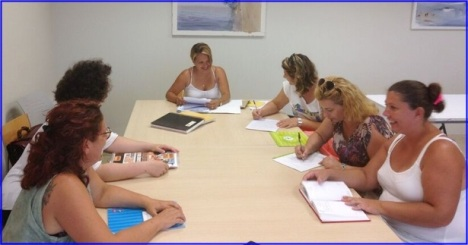 Reunión delegación de Torrevieja