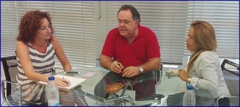 Reunión FAPA con Fanny Serrano