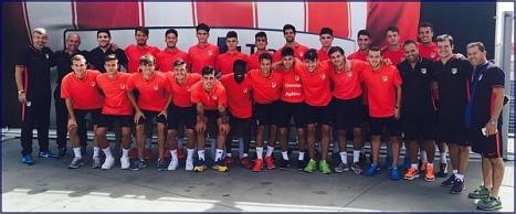 Cantera del Atlético de Madrid