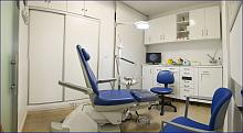 Visite la web de la clínica, pinchado en la foto