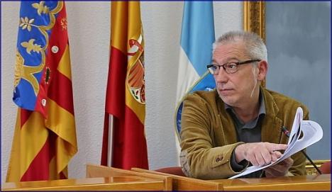 José Hurtado (Los Verdes) - Foto: J. Carrión