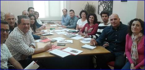 Reunión, celebrada en Guardamar del Segura