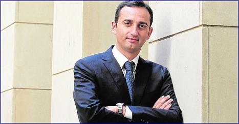 César Sánchez, Presidente de la Diputación Provincial de Alicante