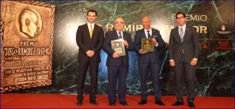 Entrega de premios 2014