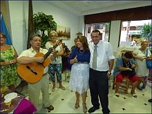 VÍDEO: Música del Te de la Amsitad