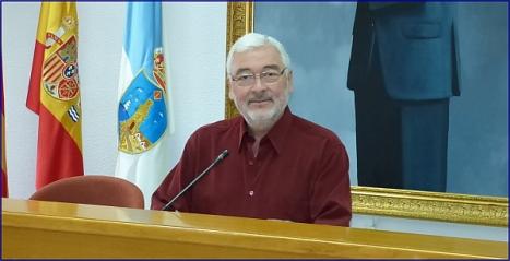 José M. Dolón, alcalde de Torreviejaa