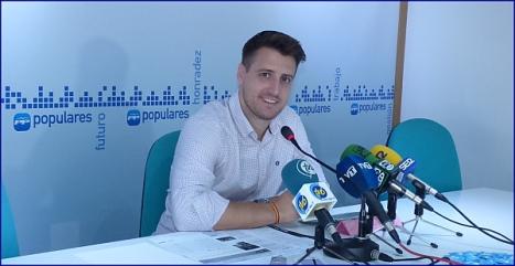 Miguel Cano - Concejal PP