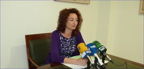 Fanny Serrano, portavoz de la Junta de Gobierno de Torrevieja