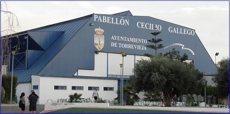 Pabellón Cecilio Gallego
