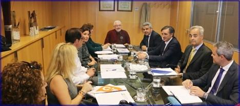 Reunión C.A. Agamed (Archivo)