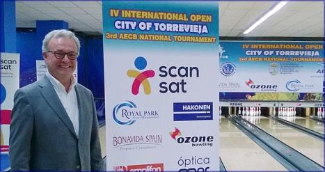 Director Open Internacional Ciudad Torrevieja