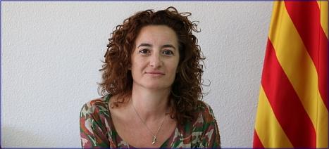 Fanny Serrano, secreataria de la Junta de Gobierno