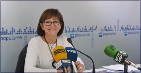 Hita Riera, concejal del PP  (Foto: J. Carrión)