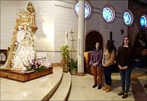 VÌDEO: Canto a la Virgen del Rocio