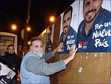 Fotot: Alberto, candidato de IU