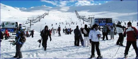 1.viaje nieve