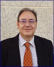 José Ramón Sánchez Aragón. Coordinador Nivel Nacional y local
