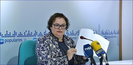 Carmen Gómez Candel - PP (Foto: J. Carrión)