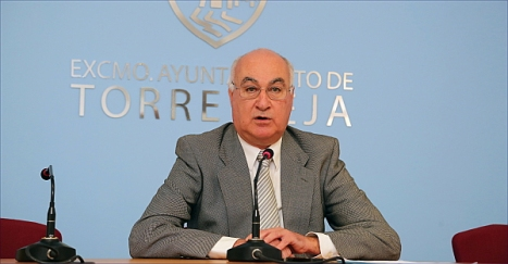 Domingo Soler, concejal de Parques y Jardines