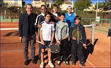 Equipo Infantil masculino 2016