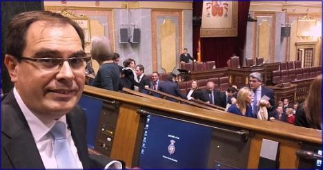 Albaladejo va al Concgreso con la promesa de defender los intereses de Torrevieja y la Vega Baja