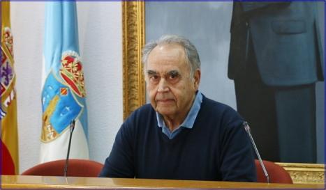 Domingo Pérez, concejal de la Tercera Edad (Archivo/Foto J. Carrión)