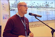 Pablo Samper, concejal de deportes