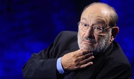 Umberto Eco (+5.1.1932 +19.2.2016) M´s información aquí