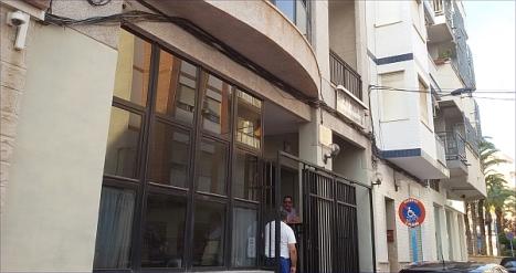 Fachada Sede Casa 3ª Edad San Pascual