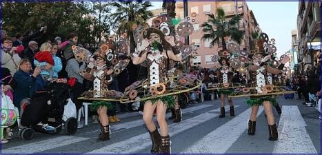 Carnaval 2015 (Foto Archivo Objetivo Torrevieja)