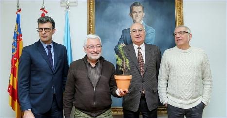 José M. DOlón, DOmingo Soler y José Hurtado (Foto; J. Crrión)