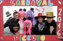 VÍDEO: Carnaval piccolino
