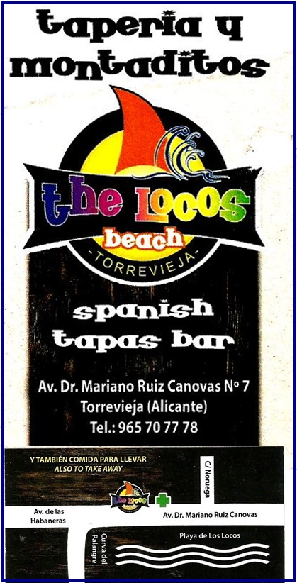TAPERIA THE LOCOS BEACH0002